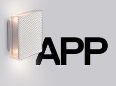 serien.lighting – APP,   front: Honeycomb http://serien.com/produkte/app/app/
