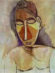 1896 Pablo Picasso (Spanish artist, 1881–1973) Portrait of the Artist's Mother. Pablo Picasso, one of the dominant & most influential ...