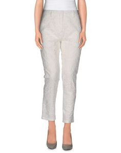 AIMO RICHLY Women's Casual pants Ivory S INT
