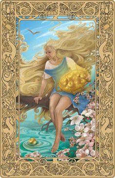 Idunna: Goddess of the Golden Apple
