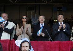 Concurrimos a la Inauguración Oficial de la 127º Exposición Rural Argentina.