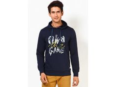 Adidas Navy Blue Men's Sweatshirt