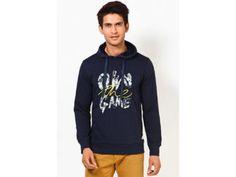Adidas Navy Blue Men's Sweatshirt