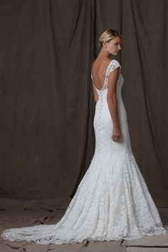 Lovely Lace Gown~~~The Grove by Lela Rose