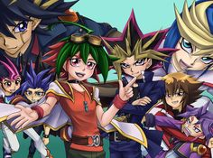 yu gi oh zexal backround: Wallpapers Collection, 3979x2951 (1691 kB)