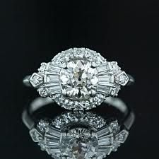 art deco wedding ring....sooo beautiful!  -totally love the idea of this! The build is beautiful!-ldg-