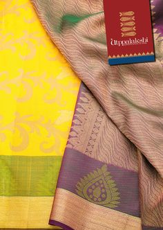 Magnificently woven Utppadah saree in a beautiful yellow, green, pink and maroon combination. The pleats of this saree has purplish pink jacquard panels with gold and mango motifs. Scintillating...to say the least. #Utppalakshi #Sareeoftheday#Silksaree#Kancheevaramsilksaree#Kanchipuramsilks #Ethinc#Indian #traditional #dress#wedding #silk #saree#craftsmanship #weaving#Chennai #boutique #vibrant#exquisit #pure #weddingsaree#sareedesign #colorful #elite