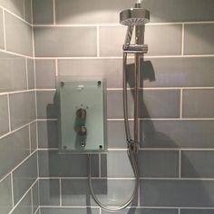 Mira Azora shower. Nice tiles too...