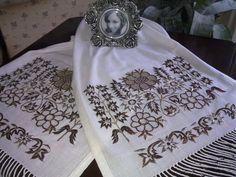 Nazire'nin Elişleri: [no:7] Bakırlı Papatyalı Tel Sarma