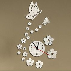 Wholesale 2015 New Hot Acrylic Clocks Watch Wall Clock Modern Design 3d Crystal Mirror Watches Home Decoration Living Room Vintage Wall Clocks Large Wall Alarm Clock From Griffith, $22.22  Dhgate.Com