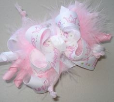 super cute hair bows!