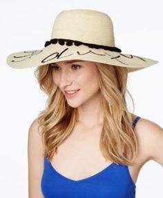 f053a56feb4 August Hats Off Duty Floppy Hat Handbags   Accessories - Macy s