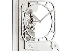 Horloges comtoises contemporaines design moderne utinam besançon philippe lebru murale Popup blanche