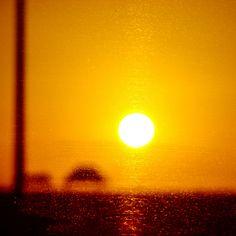 Sunset, Ciudad del Carmen, México © Fabiola Torp Herfjord