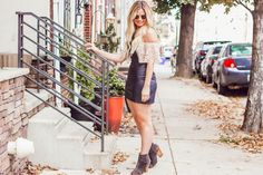 Styling a Lace Bodys