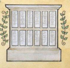 Twelve Tables The Romans And Roman Law On Pinterest