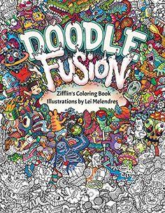 Doodle Fusion: Zifflin's Coloring Book (Volume 2) by Zifflin http://www.amazon.com/dp/1517376912/ref=cm_sw_r_pi_dp_Kywfwb04F2RJZ