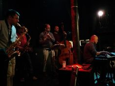 Jazz Jam Session @ The Grand Social