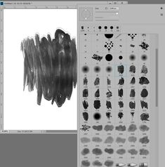 How to Quickly Locate a Photoshop Brush Spaced Repetition, Rule Of Thirds, Layer Style, Blurred Background, Always Learning, White Picture, Through The Looking Glass, Photoshop Brushes, Photoshop Elements