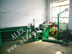 Semi Automatic Chain Link Fence Machine http://www.alexwiremesh.com/chain-link-fence-machine.html  ALEX WIRE MESH CO., LIMITED Alex Zhu (Manager) Skype: alex150288 Wechat: 68090199 QQ: 68090199 Phone: +86-150-2881-7323 Whatsapp: +86-150-2881-7323 Email: manager@alexwiremesh.com Website: http://www.alexwiremesh.com Facebook: https://www.facebook.com/AlexWireMeshCoLtd
