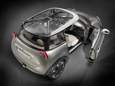 Mini Rocketman Concept (From Above)