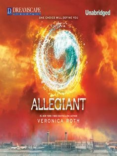 Explosive new truths change the hearts of those she loves. And once again, Tris must battle to comprehend the complexities of human nature—and of herself—while facing impossible choices about courage, allegiance, sacrifice, and love. Start listening to 'Allegiant' on OverDrive: https://www.overdrive.com/media/1396253/allegiant