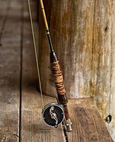 Custom Made Bamboo Fly Rod  - Image 1