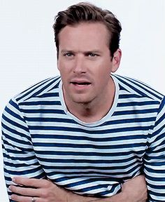 Armie Hammer on Talking Cars In Movies & TV