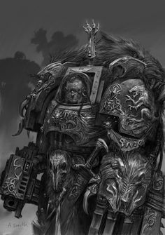 The Space Wolves (or Vlka Fenryka, Wolves of Fenris in Fenrisian) are notorious throughout the rest of the Imperium for their ferocity in battle and their defiance of authority, including the dictates of the Codex Astartes that govern the organization and combat doctrines of other Space Marine chapters.