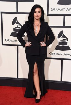 Famosos en la red carpet de los Grammy Awards 2016