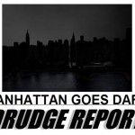 Lights Go Out As Large Part Of Manhattan Is Plunged Into Darkness
