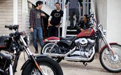 Dark Custom™ Seventy-Two™ | Dark Custom™ Motorcycles | Harley-Davidson USA