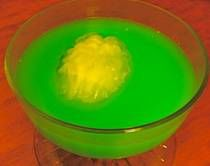"(minus the floating ice brain) We can call it ""Kryptonite Punch""."