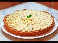 طارت بنكهة الموز بنينة شابة خفيفة و اقتصادية - YouTube Mousse, Desserts, Food, Pies, Chocolates, Kitchens, Tailgate Desserts, Dessert, Postres