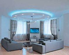 Modern Living Room Light Fixtures 30 glowing ceiling designs with hidden led lighting fixtures