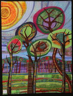 Jundertwasser Wonderland' by Sheila Walwyn