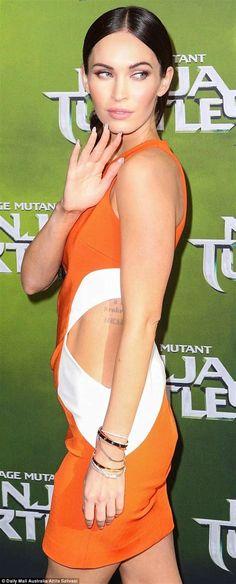 Megan Fox Skin 15 Dancing Video Megan Fox Skin 16