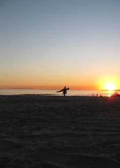 sunset surf // Seal Beach CA // surfing // sunset // by shannerty, $25.00
