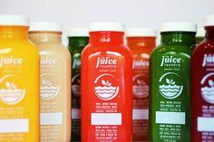 Charlottesville's Newest Organic Juice Bar: The Juice Laundry