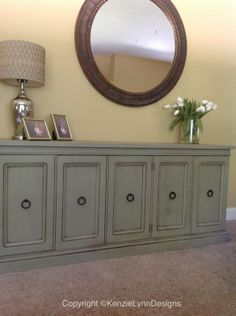 Cabinet color: Benjamin Moore Dry Sage Bathroom Cabinets, Kitchen Cabinets, Cupboards, Dry Sage, Cabinet Colors, Timeless Classic, Adjustable Shelving, Painted Furniture, Kitchen Remodel