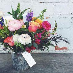 Thank You blooms. #valleybrinkroad #vbrflowers #flowers #blooms #florist #laflorist #losangeles #floraldesign #flowerarrangement #thankyou #thankyougifts