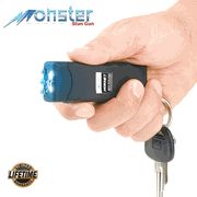 Self Defense on your keychain!  Mini stun gun with LED Flashlight - Awesome!!!