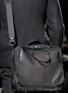 Fashion  Lifestyle: Bottega Veneta Men's Bags Fall 2011