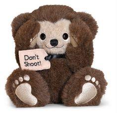 Cheeky Teddy Bear