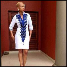 UG African Woman Dress by THEAFRIKANSHOP on Etsy