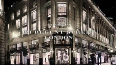 Christopher Bailey Introduces Burberry 121 Regent Street, London: http://youtu.be/CokbQWI_15U  via @YouTube