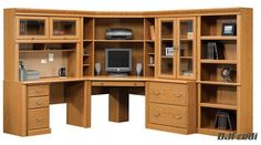 sauder orchard hills computer desk and hutch u2013 djfredi desk design