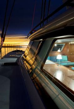 Luxury Yacht..
