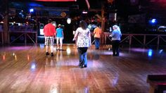 Fireball Linedance EZ for the club - improver line dance.  Cute