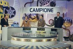 Programmi tv degli anni '90 - La Ruota della fortuna